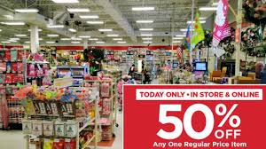 Michaels Coupon | 50% Off Regular Priced Item :: Southern Savers Pinned December 13th 50 Off A Single Item More At Michaels Promo Codes And Coupons Annoushka Code Black Friday 2019 Ad Deals Sales The Body Shop Coupon Malaysia Jerky Hut Electronic Where To Find Bed Bath Free Printable Coupons Online Flyer 05262019 062019 Weeklyadsus January 11th Urban Decay Discount Pregnancy Clothes Cheap Online How Use Canada Buy Sarees Usa Burlington Ma