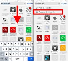 How to View a Full Desktop Website in Safari for iPhone