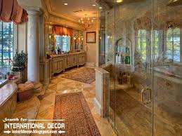 Mediterranean Palace In Florida American Colonial Style Luxury Royal Bathroom
