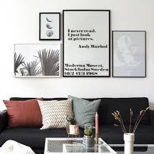schöne wandbilder deko ideen