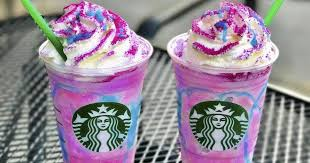 The Starbucks Unicorn Frappuccino Is Now Available In Montreal 10 Photos Featured