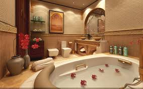 Romantic Bath Ideas