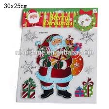 3D Room Decor Christmas Wall Sticker For Kids 3d Chart Paper Decoration