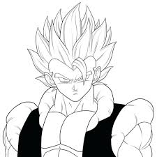 Coloring Pages Dragon Ball Z Kai Sheets To Print Gt