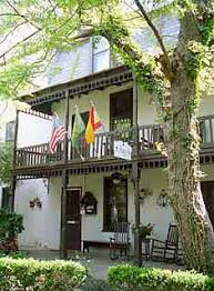 St Francis Inn Bed and Breakfast St Augustine Florida Inns