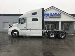100 Tandem Truck 2020 VOLVO VNL760 ECO TANDEM AXLE SLEEPER FOR SALE 290097