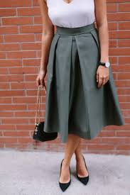 diy pleated midi skirt a pair u0026 a spare