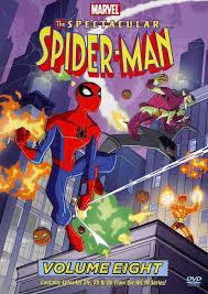 Garfields Halloween Adventure Dvd by Spider Man The U002767 Collection Dvd Spider Man Animated Dvds