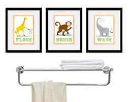 White Owl Bathroom Accessories by Kids Bathroom Art Children U0027s Girls Wall Decor Owls For