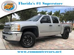 100 Used Chevy 4x4 Trucks For Sale 2013 Silverado 1500 LT 4X4 Truck Vero Beach