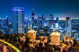 The 5 Best Rooftop Bars In Bangkok, Thailand — No Destinations Red Sky Rooftop Bar At Centara Grands Bangkok Thailand Stock 6 Best Bars In Trippingcom On 20 Novotel Sukhumvit Youtube Octave Marriott Hotel 13 Of The Worlds Four Seasons Hotels And Resorts Happy New Year January Hangout Travel Massive Park Society So Sofitel Bangkokcom Magazine Incredible City View From A Rooftop Bar In Rooftop For Bangkok Cityscape Otography Behance Party Style The Iconic Rooftops Drking With Altitude 5 Silom Sathorn