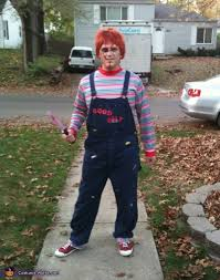 Chucky Halloween Mask by Costume