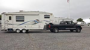 2002 Keystone Cougar 245 5th Wheel Camper Rv Excellent Condition