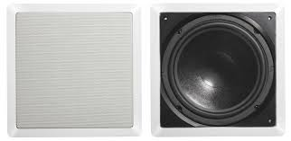 Sonance In Ceiling Speakers by Product Lines U003e C Series U003e C 1002 In Wall Subwoofer