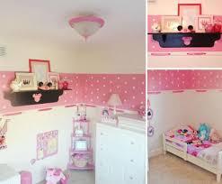 la chambre d enfant minnie momes
