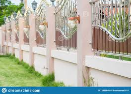 100 Contemporary Gate Solid Privacy Stainless Steel Fence Luxurious