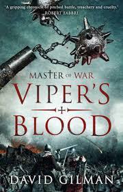 Bolcom Vipers Blood David Gilman 9781784974480 Boeken