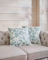 guido kretschmer home living kissenhüllen flower mit schönen blumendruck