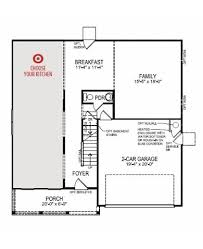 Beazer Homes Floor Plans Florida by Bradley Plan At Shadow Creek Farms In Columbus Indiana By Beazer