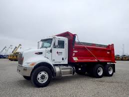 2016 Peterbilt 348 Heavy Duty Dump Truck For Sale, 794 Miles ...