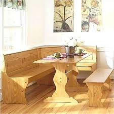 Dining Room Booth Table 5 Gallery Style