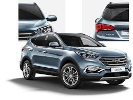 Hyundai Santa Fe 7 Seater New Cars