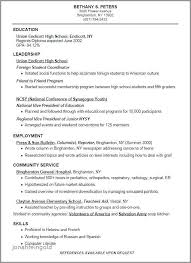 Resume Objective Templates General Objectives For Lovely Elegant Examples Customer Service