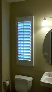 Small Waterproof Bathroom Window Curtains by Blinds Bathroom Window After Photo Of Bathroom With Honeycomb