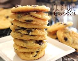 ALL Butter Cookies Chocolate Chip}