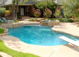 428 Best Pools & Spas Images On Pinterest | Landscaping ... Best 25 Large Backyard Landscaping Ideas On Pinterest Cool Backyard Front Yard Landscape Dry Creek Bed Using Really Cool Limestone Diy Ideas For An Awesome Home Design 4 Tips To Start Building A Deck Deck Designs Rectangle Swimming Pool With Hot Tub Google Search Unique Kids Games Kids Outdoor Kitchen How To Design Great Yard Landscape Plants Fencing Fence