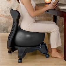Stability Ball Desk Chair by Yoga Ball Desk Chair At Work Chair Design And Ideas