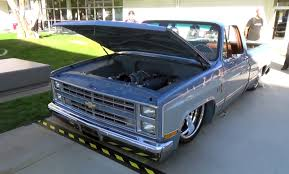 Slammed LS Powered C10 Silverado Has Good Looks For Days - ChevyTV Slammed 1938 Chevy Truck Hotrod Resource Blacksheep Silverado Accuair Suspension Trucks Of Sema 2014 The Laidout Chad Finchers 1950 3100 Delmos Goes Low With A 1966 C10 Hot Rod Network 97 1500 Lowered Youtube When Working Man Gets Speedhunters 41chevytruckslammedbagman5 Total Cost Involved 58 Apache Slammed Truck Cars Transportation Pinterest 6400 Flat Bed 1969 Shop Lowered Patina Slammshortbed Lots