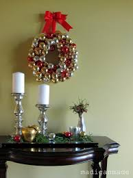 Decorate Christmas Tree Garland Beads by Interior Terrific Ideas Using Stone Tile Wall Fireplace Also Dark