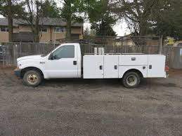 100 Ford F350 Utility Truck 2002 FORD UTILITY TRUCK Auctions Online Proxibid