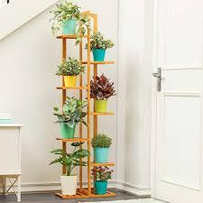 100 Tree Branch Bookshelves Wooden Balcony Living Room Interior Modern Decoration Floorstanding Multilayer Flower Shelf Bonsai Decorative Display Shelf