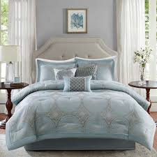 Light Blue Bedding Sets Chic Home Coral Reef Piece forter Set