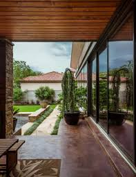 100 Modern Homes With Courtyards House Archives HomeDSGN