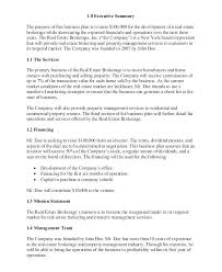 Carpet Cleaning Business Plan Template Index Strategic Executive Summary Real Estate
