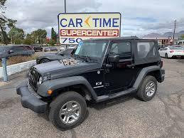 100 Truck Time Tucson Az Used 2009 Jeep Wrangler For Sale In AZ Stock P18162