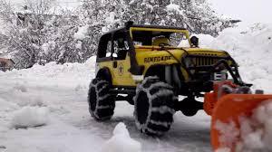 100 Rc Truck Snow Plow Jeep RC _e993com