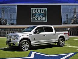 100 Special Edition Ford Trucks Announces Limited Dallas Cowboys F150 In Production