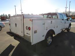 100 Service Truck 2005 Ford F350 4x4 CrewCab Utility St Cloud MN