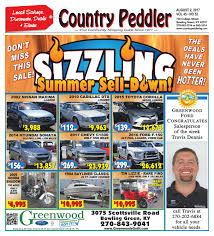 100 Craigslist Bowling Green Ky Cars And Trucks Country Peddler 080217 By Country Peddler Issuu