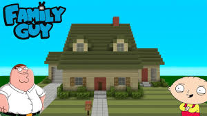 100 Family Guy House Layout Minecraft Tutorial How To Make The Survival