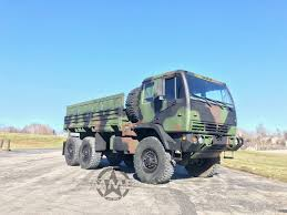 1994 Stewart & Stevenson M1083 6x6 5 Ton Military Cargo Truck ... 4x4 Desert Military Truck Suppliers And 3d Cargo Vehicles Rigged Collection Molier Intertional Ajban 420 Nimr Automotive I United States Army Antique Stock Photo Picture China 2018 New Shacman 6x6 All Wheel Driving Low Miles 1996 Bmy M35a3 Duece Pinterest Deployed Troops At Risk For Accidents Back Home Wusf News Tamiya 35218 135 Us 25 Ton 6x6 Afv Assembly Transportmbf1226 A Big Blue Reo Ex Military Cargo Truck Awaits Okosh 150 Hemtt M985 A2 Twh701073 Military Ground Alabino Moscow Oblast Russia Edit Now