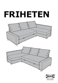 friheten sofa bed package dimensions aecagra org