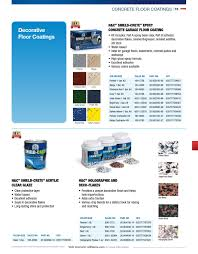 Sherwin Williams Epoxy Floor Coating Colors concrete catalog 2015 by sherwin williams issuu