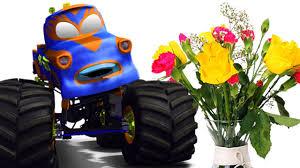 100 Monster Trucks Names Truck Stunts Learn Of Flowers Truck