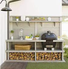 idee amenagement cuisine d ete 15 idées pour aménager une cuisine d été à l extérieur plaque de