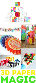 Paper Crafts Craft Construction And Arts For Children Kids Adults From The Art Moms